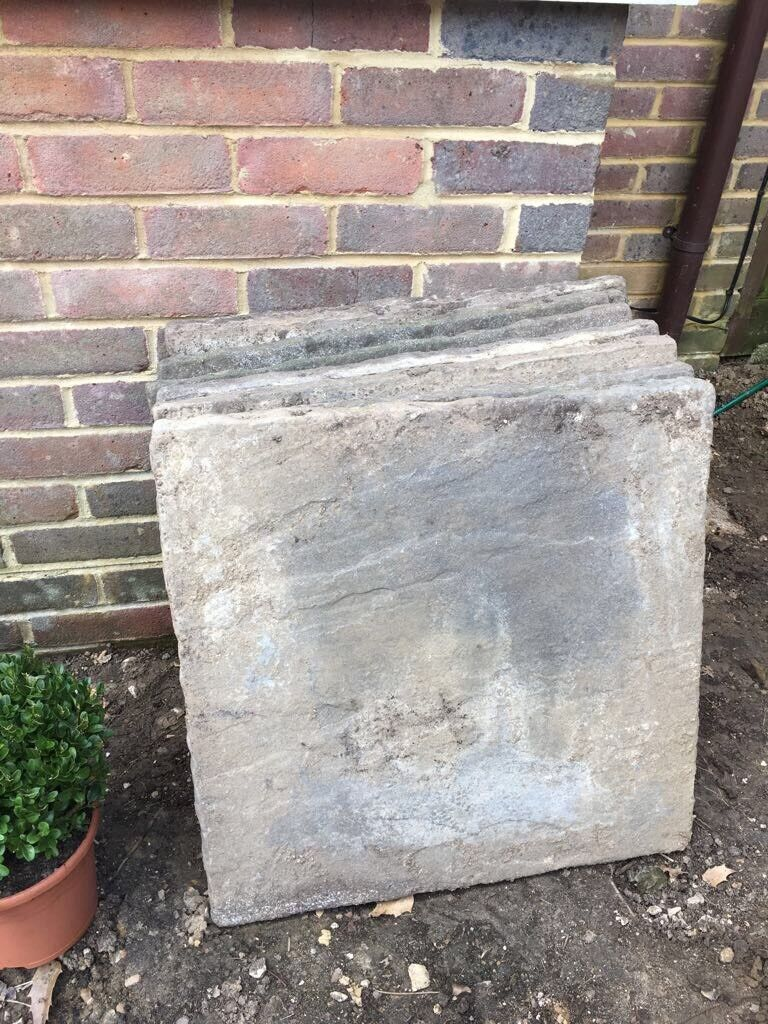 Concrete slabs - free to collector
