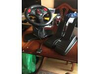 PC Racing Wheel