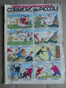 Corriere dei Piccoli n°12 1960 [G750] CON TAVOLA - Italia - L'oggetto può essere restituito - Italia