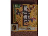 Nintendo 3DS Super Mario Bros 2