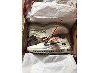 Off White Nike Airmax 97