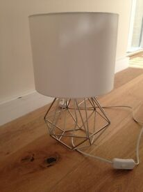 2 Fresh & Modern White Table Lamps For Sale: Brand New Conditions