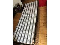 Camp bed £15
