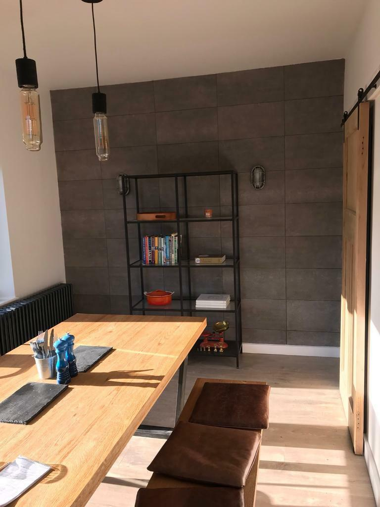Cement Anthracite Wall And Floor Tiles 300 X 600 Half Price In Bromley London Gumtree