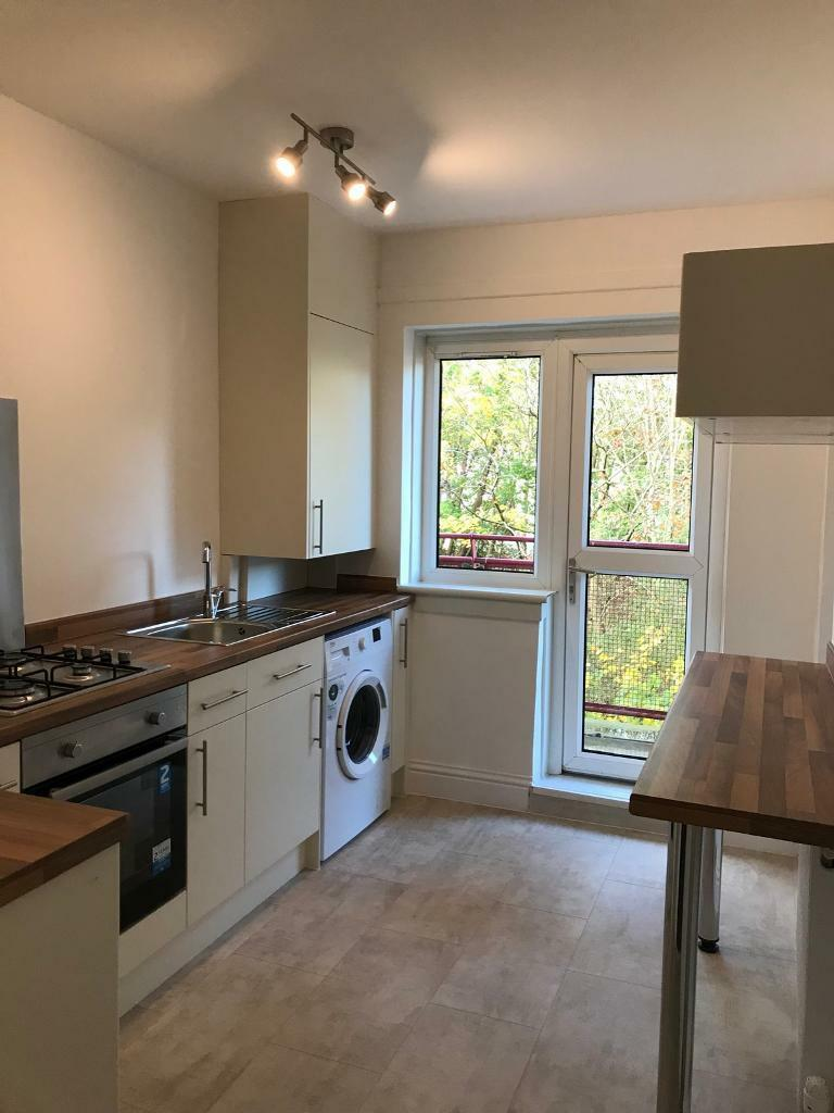 2 Bed Flat; Cavin Drive, Southside, Glasgow