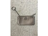 Michael Kors Silver purse