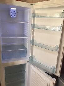 LOGIK Fridge Freezer £100 1 year old from NEW