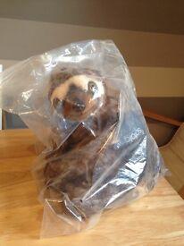 Neal Sofology Sloth Toy RARE!