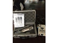 Studio Projects TB1 microphone + power supply