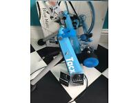 Tacx Blue Matic Smart trainer with speed cadence