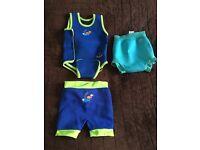 Swim suit 12-24 months