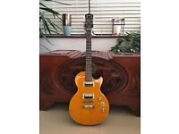 Electric guitar - AFD Epiphone Les Paul II - Amp and accessories