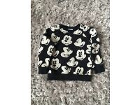 Mickey Mouse jumper from Next 3-4years