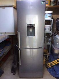 Samsung Fridge Freezer with water dispenser silver
