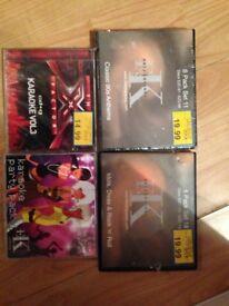 Karaoke cds New