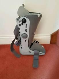 Leg foot cast support new