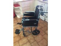 Wheel chair Day Escape Lite
