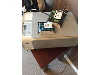HP c3180 all in one printer scanner