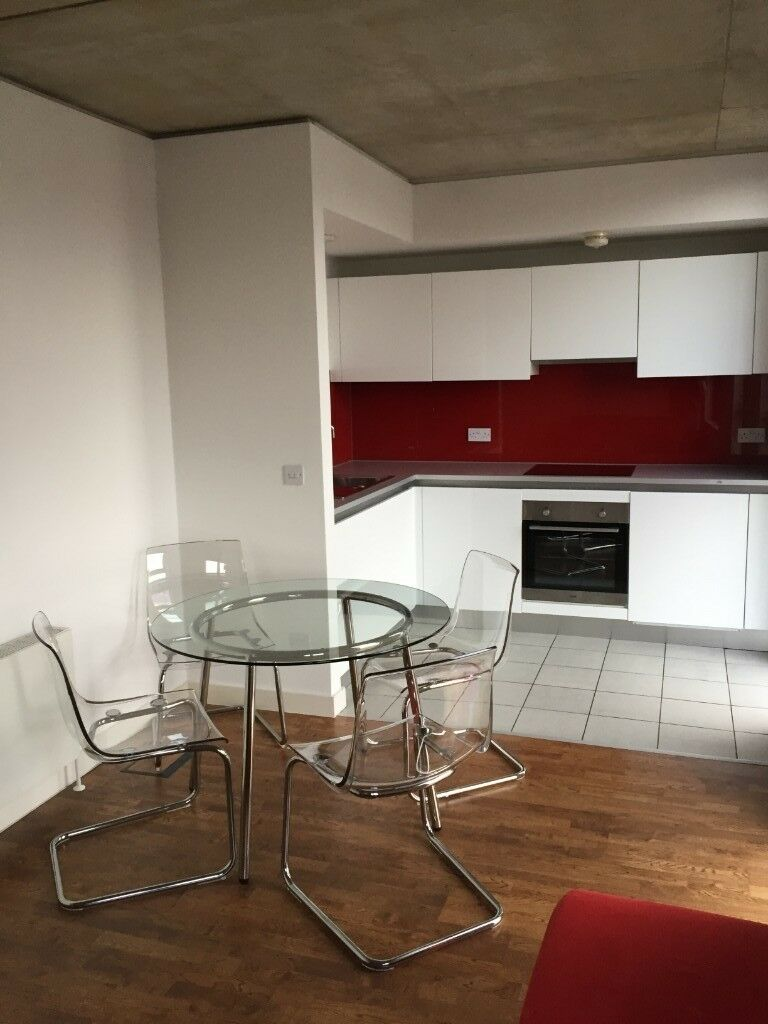 Stunning Refurbished 1 Bedroom Apartment Ancoats New Islington Available Immediately
