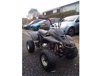 50cc off road quad £200