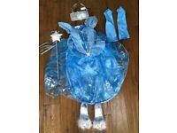 Disney Store Cinderella dress up. 3-4 years