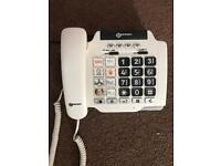 House phone for the elderly or dementia patients.