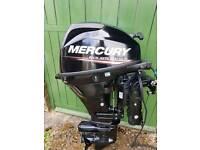 Mercury F20 EPT outboard engine