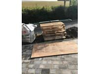 Wooden / timber pallets - free