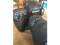 Nikon D3. Low shutter count pro dslr. (Body only)