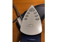 Steam generator iron - nearly new