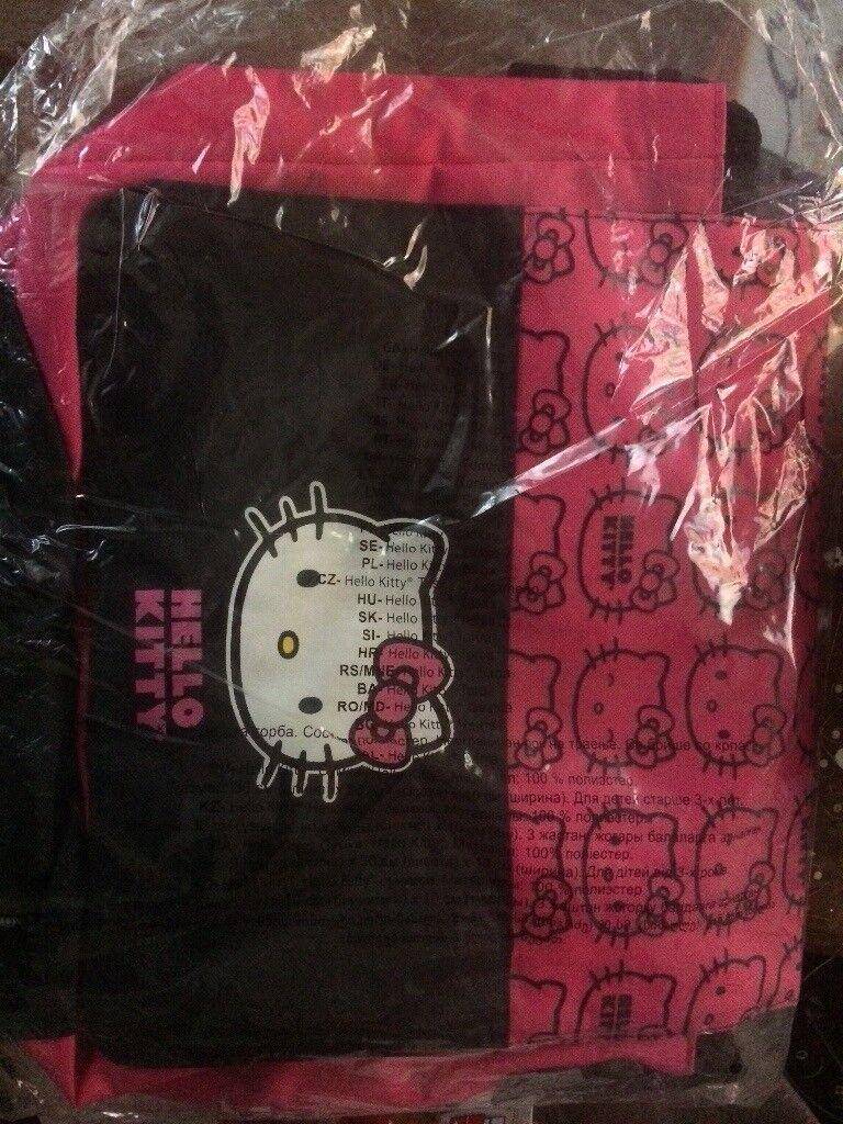 79bf327b5d33 Kids Hello Kitty school bag