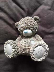 Tatty teddy - me to you money box