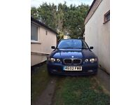 BMW 3 Series 316TI SE Compact 2002 - Low mileage - Recent MOT - price lowered