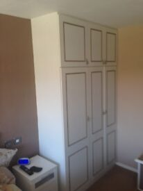 Used Fitted Wardrobes
