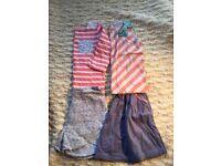 Mamas and Papas girls clothes age 5-6