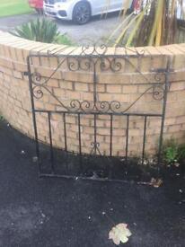 single garden gate £15