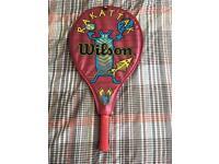 Wilson tennis racket (used)