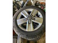 Devonport vw t6 alloys for sale