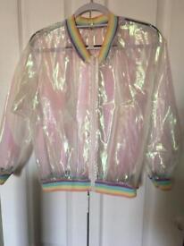 NEW Size XXXL/16 shear bomber jacket