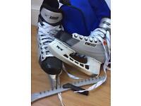 Bauer Nike hockey/speed skates