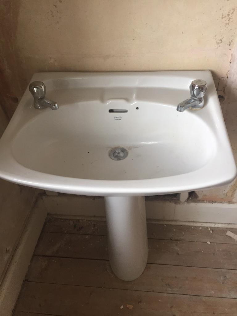 Bathroom Sinks Gumtree armitage shanks sink | in sutton, london | gumtree