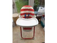 High Chair - Cosatto Noodle