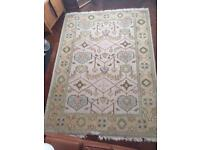 Lovely large Ikea wool rug