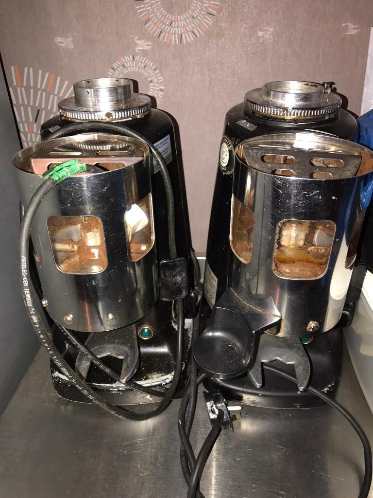 Mazzer Grinders Super Jolly