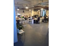 Shared Office Space in London E9