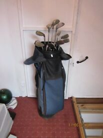 Lynx Wilcat Golf Clubs Set