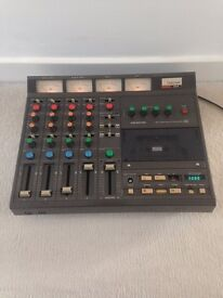 Tascam 244 PortaStudio 4 Track Cassette Recorder