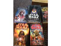5 starwars books