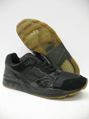 New PUMA 358138 Trinomic XT2 Running Cross-Training Shoes Sneakers Black Mens 11