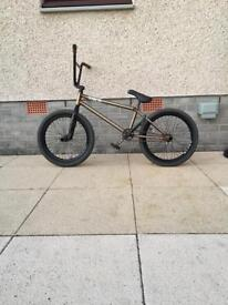 Custom bmx bike subrosa fit stranger shadow cult bsd